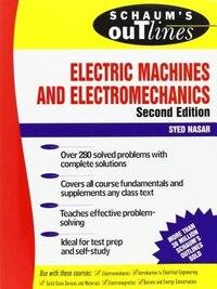 Schaum's Outline of Electric Machines & Electromechanics