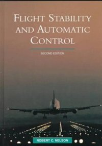 Book Flight Stability and Automatic Control by Robert Nelson