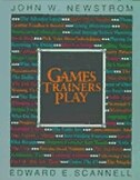Book Games Trainers Play by Edward Scannell