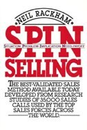 Book Spin Selling by Neil Rackham