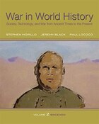 War In World History: Society, Technology, And War From Ancient Times To The Present, Volume 2…