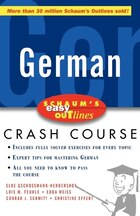 Schaum's Easy Outline of German: German