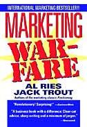 Book Marketing Warfare by AL RIES