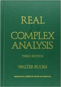 Book Real and Complex Analysis by Walter Rudin