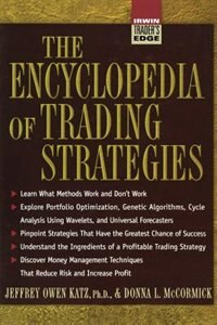 Book The Encyclopedia of Trading Strategies by Jeffrey Katz