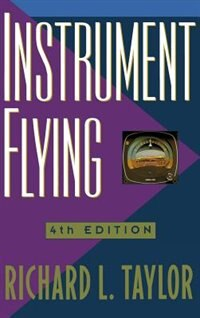 Book Instrument Flying by Richard Taylor