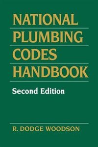 Book National Plumbing Codes Handbook by R. Woodson