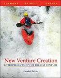 New Venture Creation, CDN Edition