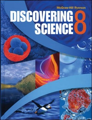Discovering Science 8 Student Edition