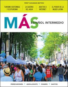 Book MAS espanol intermedio by Ana Maria Perez-Girones