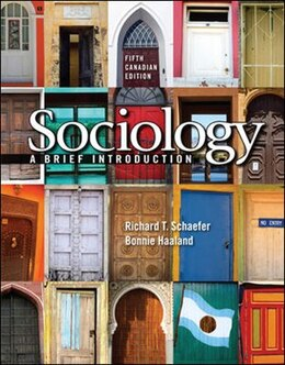 Book Sociology: A Brief Introduction by Richard T. Schaefer