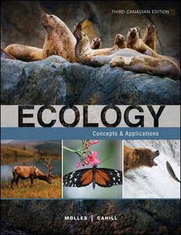 Book Ecology by Manuel Molles