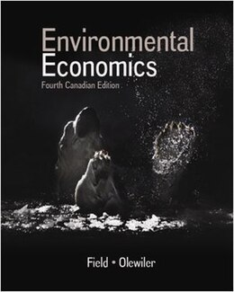 Book Environmental Economics by Barry Field