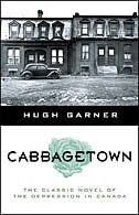 Book Cabbagetown: A Novel by Hugh Garner