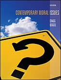 Book Contemporary Moral Issues by Wesley Cragg