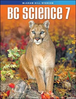 Book BC SCIENCE 7 by Adrienne Mason