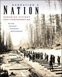 Book Narrating a Nation: Canadian History Post-Confederation: Canadian History Post-Confederation by RAYMOND BLAKE