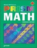 Book Prism Math Green Student Workbook by Mcgraw-hill Ryerson