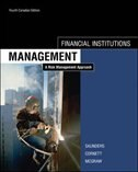 Financial Institutions Management, 4th Cdn edition
