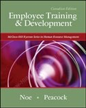 Book Employee Training and Development, CDN Edition by Raymond Noe
