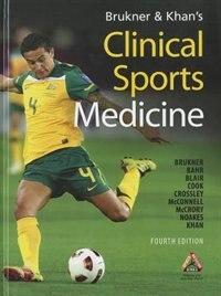 Book Brukner & Khan's Clinical Sports Medicine by Peter Brukner