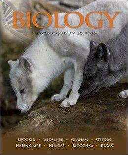 Book Biology by Robert Brooker