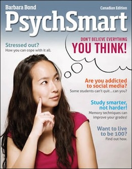 Book PsychSmart by Barbara Bond