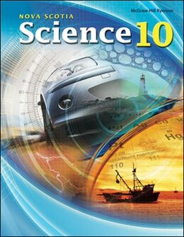 Book NS Science 10, Student Edition: NS Sci 10 SE by Sandy Searle