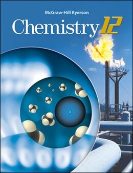 Book Chemistry 12U Student Edition by Barbara Nixon-Ewing