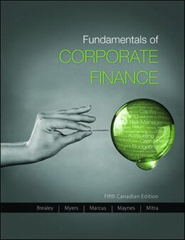 Book Fundamentals of Corporate Finance with Connect Access Card by Richard Brealey