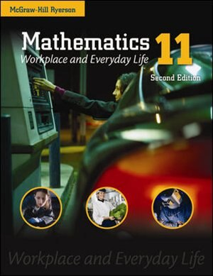 Mathematics: Workplace And Everyday Life 11 Student Book