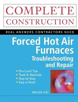 Book Forced Hot Air Furnaces by Roger Vizi