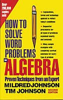 Book How to Solve Word Problems in Algebra, 2nd Edition by Mildred Johnson