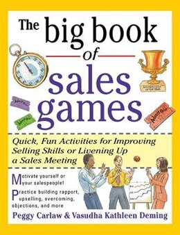 Book The Big Book of Sales Games by Peggy Carlaw