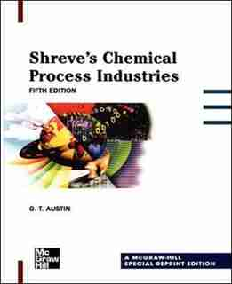 Sre Shreves Chemical Process Industries Handbook, 5/E by Nicholas Basta