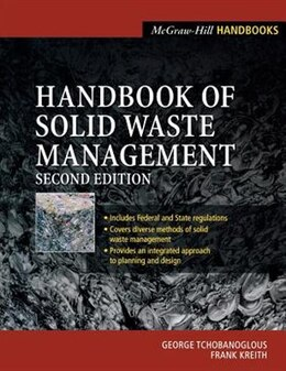 Book Handbook of Solid Waste  Management by George Tchobanoglous