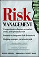 Book Risk Management by Michel Crouhy