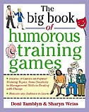 Book The Big Book of Humorous Training Games by Doni Tamblyn