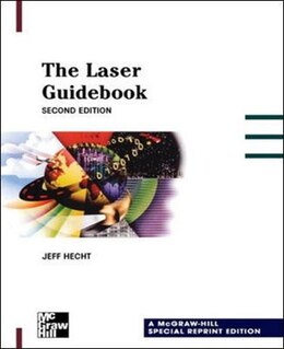 Book The Laser Guidebook by Jeff Hecht