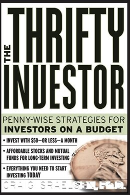 Book The Thrifty Investor: Penny Wise Strategies for Investors on a Budget by Craig Israelsen