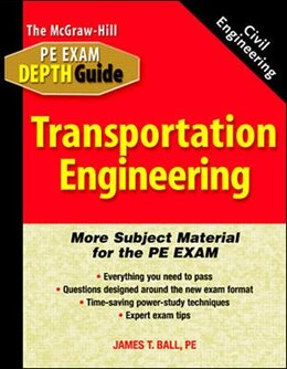Book Transportation Engineering by James Ball