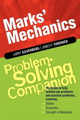 Book Marks' Mechanics Problem-Solving Companion by Larry Silverberg
