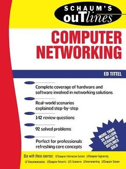 Book Schaum's Outline of Computer Networking by Ed Tittel