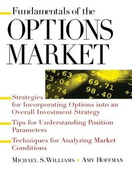 Book Fundamentals of Options Market by Michael Williams