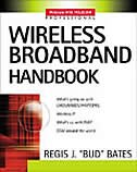 Book Wireless Broadband Handbook by Regis Bud J. Bates