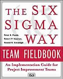 Book The Six Sigma Way Team Fieldbook: An Implementation Guide for Process Improvement Teams: An… by Peter Pande
