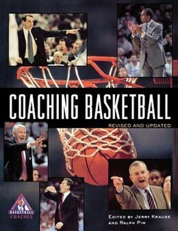 Book Coaching Basketball by Jerry Krause