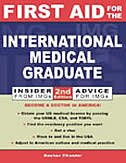Book First Aid for the International Medical Graduate by Keshav Chander