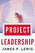 Book Project Leadership by James Lewis