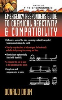 Book Emergency Responders Guide to Chemical Reactivity and Compatibility by Donald Drum